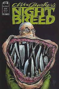 Night Breed (Clive Barker's…) #9 VF/NM; Epic | save on shipping - details inside