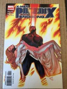 X-Men: Phoenix - Endsong (MX) #4 (2007)
