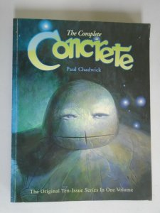 Complete Concrete TPB SC 6.0 FN (1994 1st Printing Dark Horse)