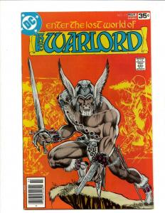 10 The Warlord DC Comic Books #11 12 13 14 15 16 17 18 19 20 JF12