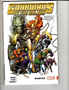 WANTED Guardians Of The Galaxy Vol # 2 Marvel Comics Graphic Novel TPB J312