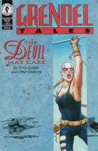 Grendel Tales: The Devil May Care #1 VF/NM; Dark Horse | save on shipping - deta