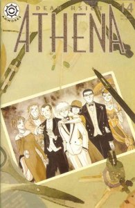 Athena #14 VF/NM; Antarctic | save on shipping - details inside