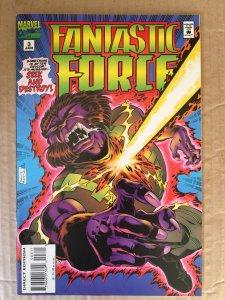 Fantastic Force #3