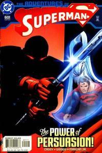 Adventures of Superman (1987 series) #601, NM + (Stock photo)