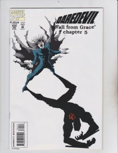 Marvel Comics! Daredevil! Issue 324!