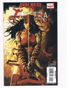 Dark Reign Elektra # 5 Of 5 NM Marvel Comics Book Limited Series Wolverine S80