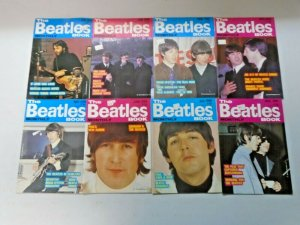 Beatles Book Monthly Magazine Lot 23 Different (1989-1990)