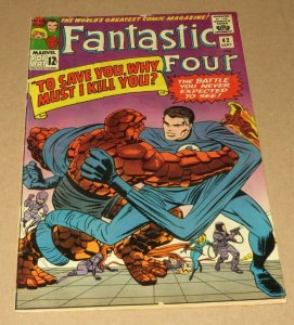 Fantastic Four #42 VG- 1965 Marvel Silver Age Comic Frightful Four Jack Kirby