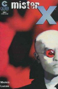 Mister X (Vol. 3) #4 FN; Caliber | save on shipping - details inside