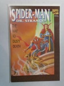 Spider-Man/Dr.Strange The way to Dusty Death GN #1 (1992) 8.0/VF