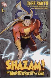 DC SHAZAM! THE MONSTER SOCIETY OF EVIL #1 NM