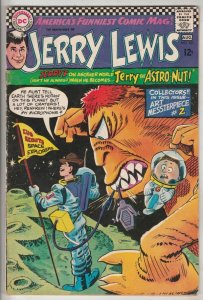 Jerry Lewis, the Adventures of #101 (Aug-67) VF/NM Affordable-Grade Jerry Lewis
