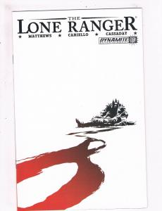 The Lone Ranger # 10 VF Dynamite Entertainment Comics Awesome Issue Western! SW5