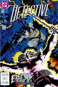 Detective Comics (1937 series) #645, NM- (Stock photo)
