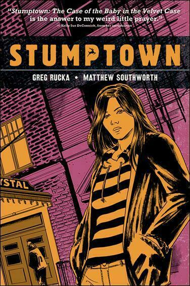 Stumptown (Vol. 2) HC #2 VF/NM; Oni | save on shipping - details inside