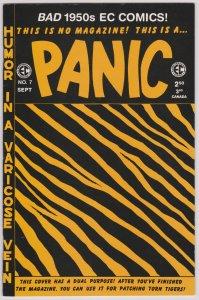 Panic #7 (1996-1998 reprints) (VF-NM)