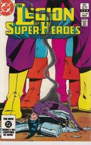 DC Comics! Legion of Super-Heroes! Issue 305!