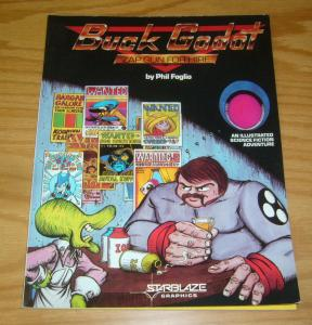 Buck Godot - Zap Gun For Hire SC VF phil foglio - starblaze graphics - 1st print
