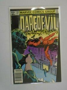 Daredevil #192 Newsstand edition 4.0 VG no tattoo (1983 1st Series)