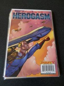 The Boys: Herogasm #4 (2009)