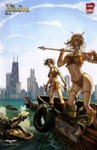 Grimm Fairy Tales:The Jungle Book #2 C2E2 EXCLUSIVE COVER NM
