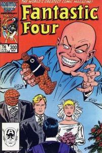 Fantastic Four (1961 series) #300, VF+ (Stock photo)