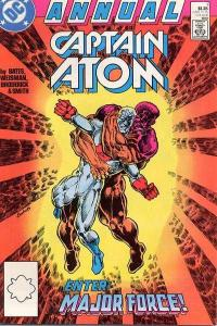 Captain Atom (1987 series) Annual #1, VF (Stock photo)