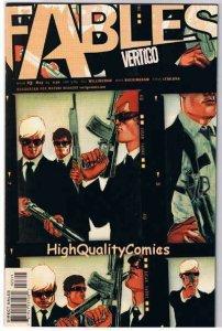FABLES #23, NM+, Bill Willingham, Fairy Tales, 2002, more Vertigo in store