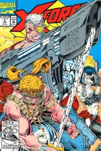 X-Force (1991 series) #9, NM- (Stock photo)