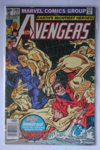 The Avengers, 203