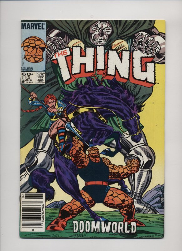 The Thing #12 (1984)