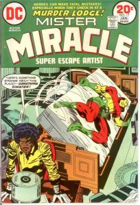 MISTER MIRACLE 17 VF Jan. 1974 COMICS BOOK