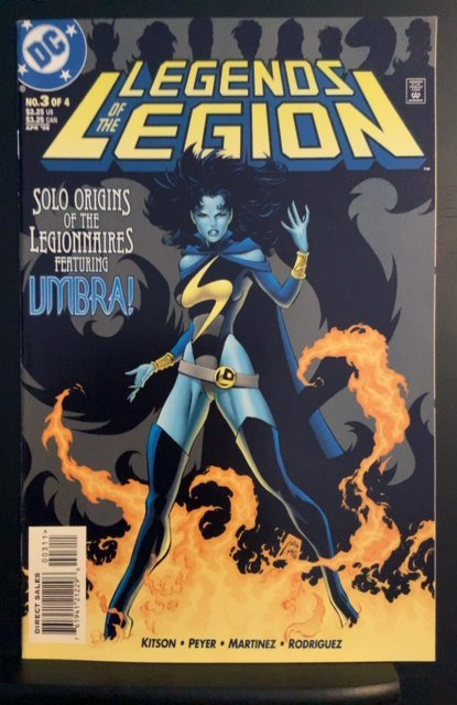 Legends of the Legion #3 (1998)