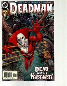 12 DC Comics Deadman # 1 2 3 5 6 7 8 9 Deathstroke ANN '92 '93 '94 '95 GK56