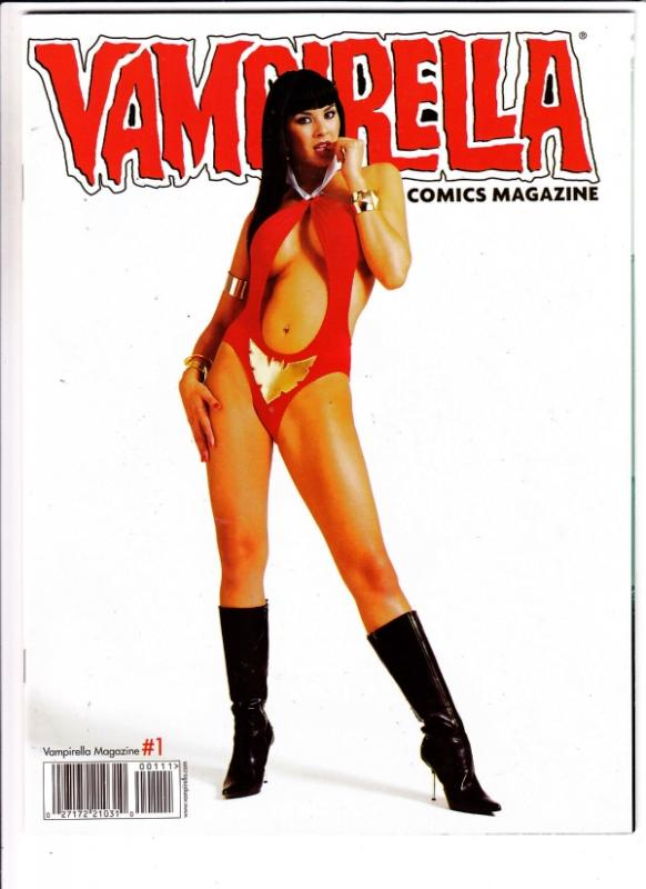 Vampirella Alternate Cover #1 (3-Oct) VF High-Grade Vampirella