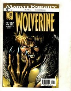 12 Wolverine Marvel Comic Books # 13 14 15 16 17 18 19 20 21 22 23 24 X-Men EK3
