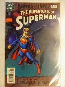 ADVENTURES OF SUPERMAN ANNUAL # 8