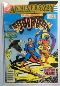 New Adventures of Superboy #50, 8.0/VF (1984)