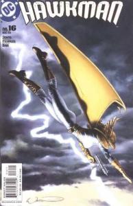 Hawkman (2002 series) #16, NM (Stock photo)