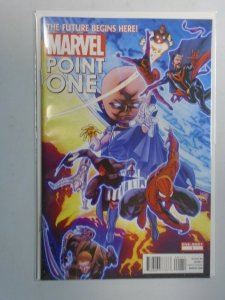 Point One #1 8.0 VF (2012)