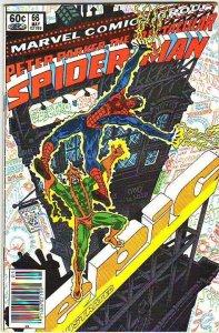 Spider-Man, Peter Parker Spectacular #66 (May-83) VG/FN Mid-Grade Spider-Man