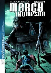Mercy Thompson (Dynamite) #2 VF/NM; Dynamite | save on shipping - details inside
