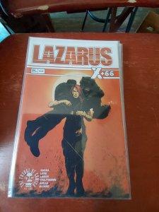 Lazarus x+66 # 1