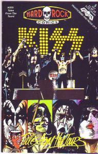 Hard Rock Comics #5 (Jul-92) NM Super-High-Grade