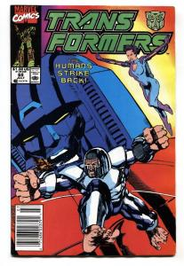 TRANSFORMERS #68 comic book-1990-later issue-htf-marvel VF