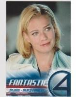 2005 Upper Deck Fantastic Four Movie DEBBIE-BEN'S FIANCEE #7