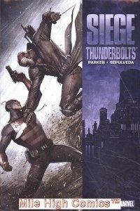 SIEGE: THUNDERBOLTS HC (2010 Series) #1 Near Mint