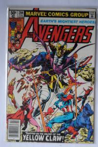The Avengers, 204