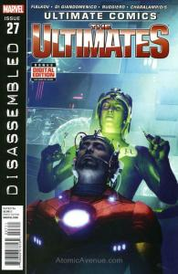 Ultimates (2nd Series) #27 VF; Marvel | save on shipping - details inside